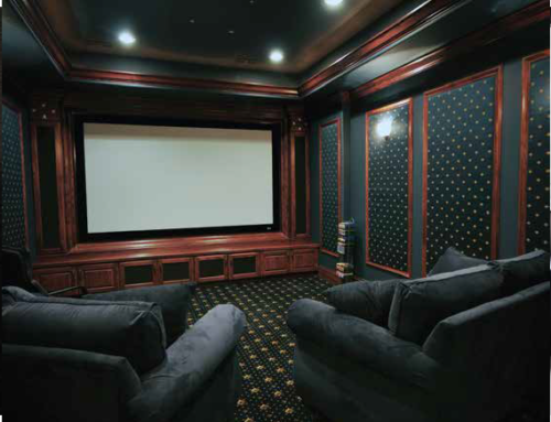 Home theater: a dream come true from Censys